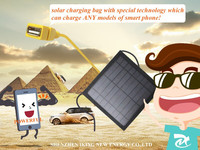 Waterproof 3W 9V New Portable Solar Panel Charger