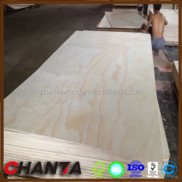 linyi manufacturer pine wood price made in China