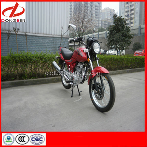 Chongqing Dongben 150cc Liberty Motorcycle for Sale