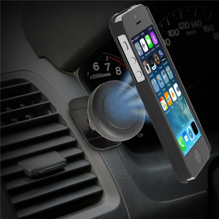2018 Hot Product Car Mobile Phone Holder, 360 Rotating Magnetic Car Mount Holder