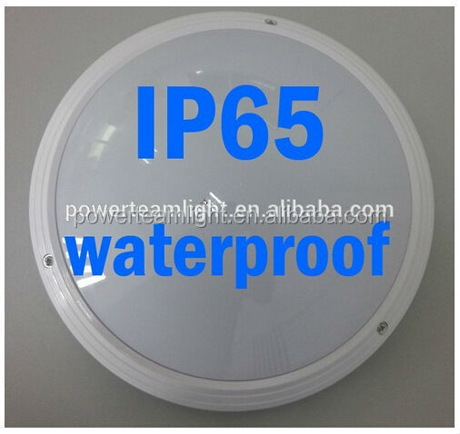 IP65 listed Microwave sensor led ceiling light UL cUL DLC led canopy light