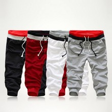 Wholesale Blank Jogger Soccer Basketball Baggy Cargo Hot Men Pants