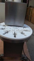 cheap price chicken feet cutter machine / chicken claw cutting machine