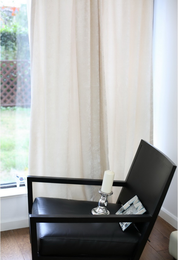 fancy elegant blackout office curtains fabric wholesale bedroom living room pleated luxury white curtains
