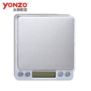 small volume pocket digital weighing scale