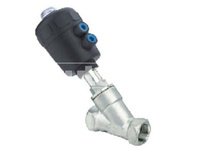 FULL stainless steel manual angle valve ,air vent valve
