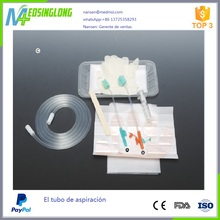 medical consumable MSLSC01 insumo medico,disposable suction catheter/ suction tube