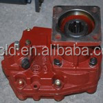 gearbox speed increaser PTO