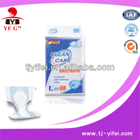 new style disposale best quality adult diaper from china factory