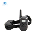 2016 Alibaba 300m Remote Control Vibration Audio Electronic Dog Collar