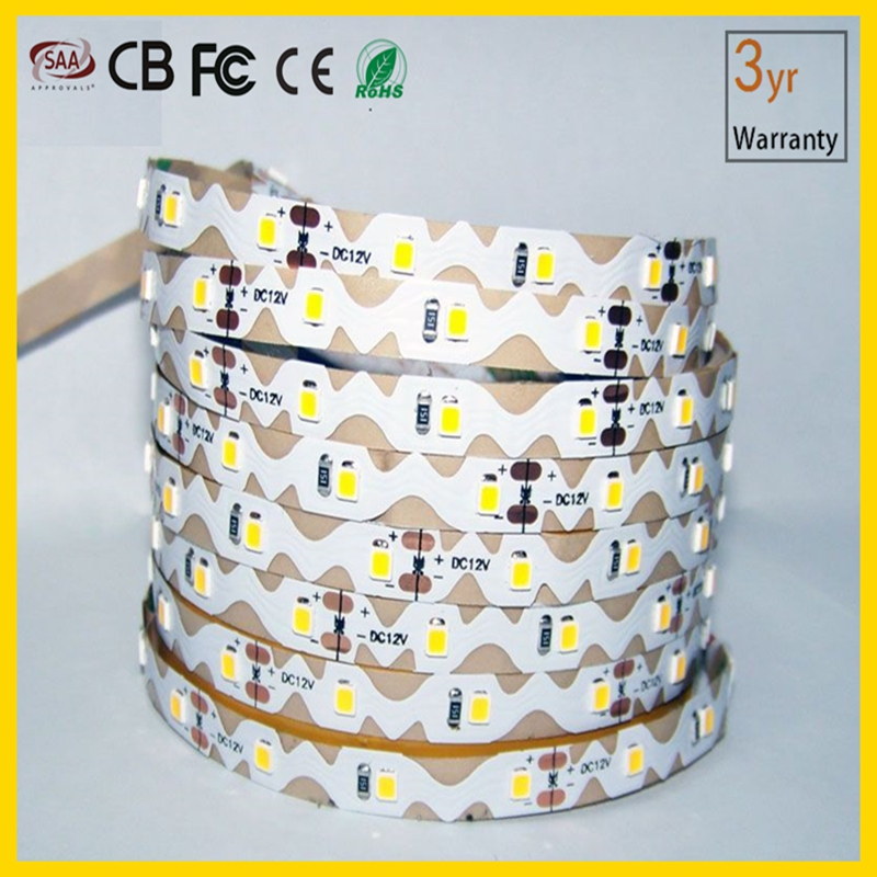 High Quality Bendable S Shape 2835 Flexible Led Strip with IP67 Nano-Waterproof