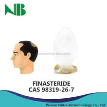 anti hair loss solution CAS 98319-26-7 99% EP 7.0 Finasteride