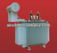 S9 three phase electric power transformer