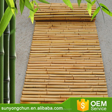 Eco-friendly roll up cheap bamboo fence cover panels wholesale price