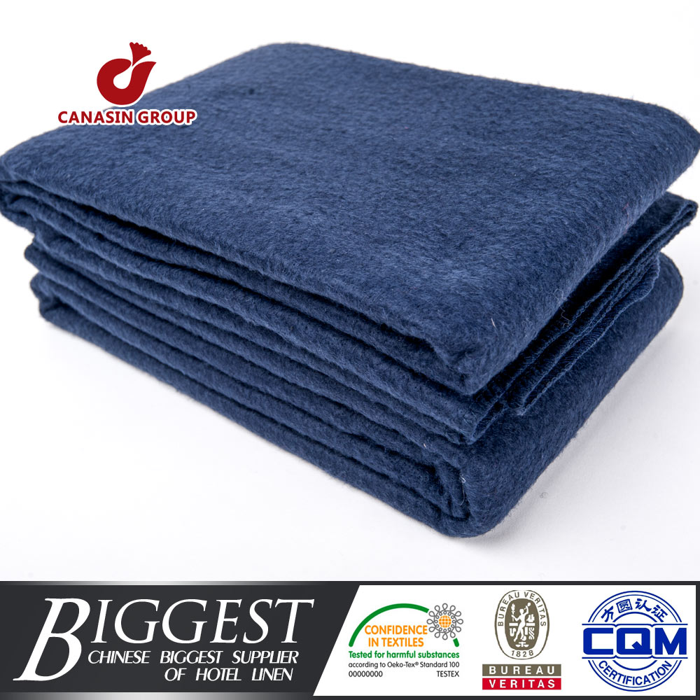 anti dirty airline royal jacquard blanket