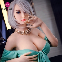 Hot girl silicon adult sex dolls toy, male masturbator sex doll 170 cm tall