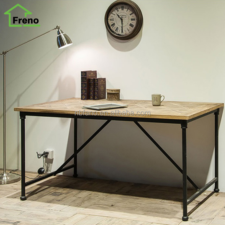 List manufacturers of rustic wood office desk buy