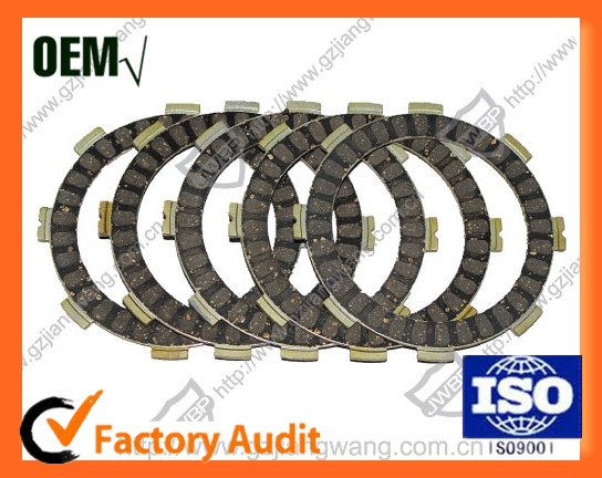 Bajaj CT100 Motorcycle Clutch Friction Plate Parts