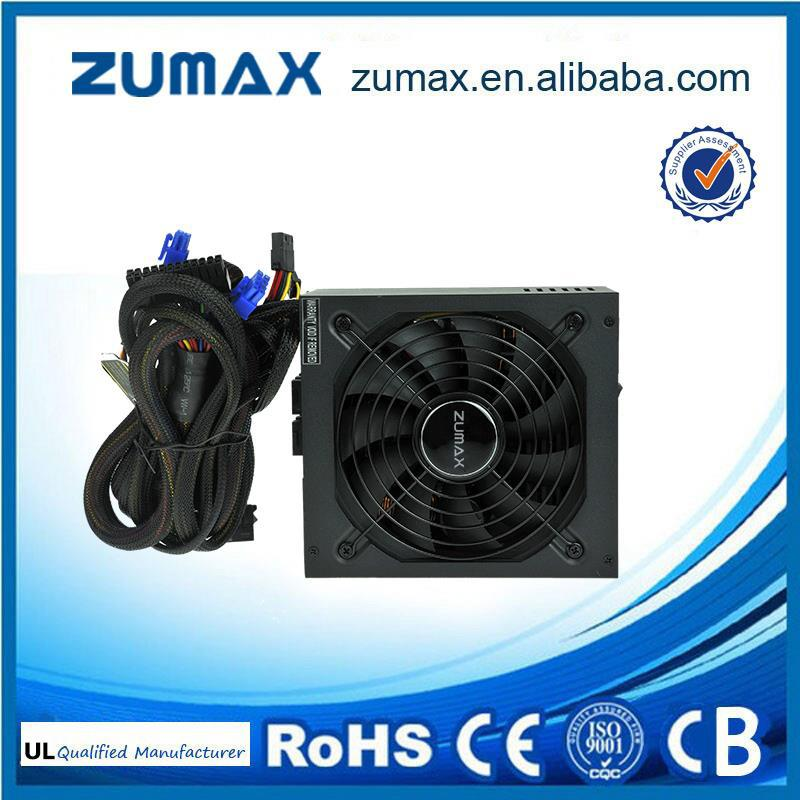 CE certification 80plus gold modular atx power supply manufacturers