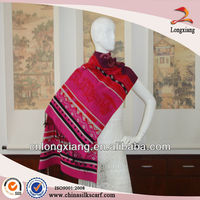 fashion women indian cashmere shawls
