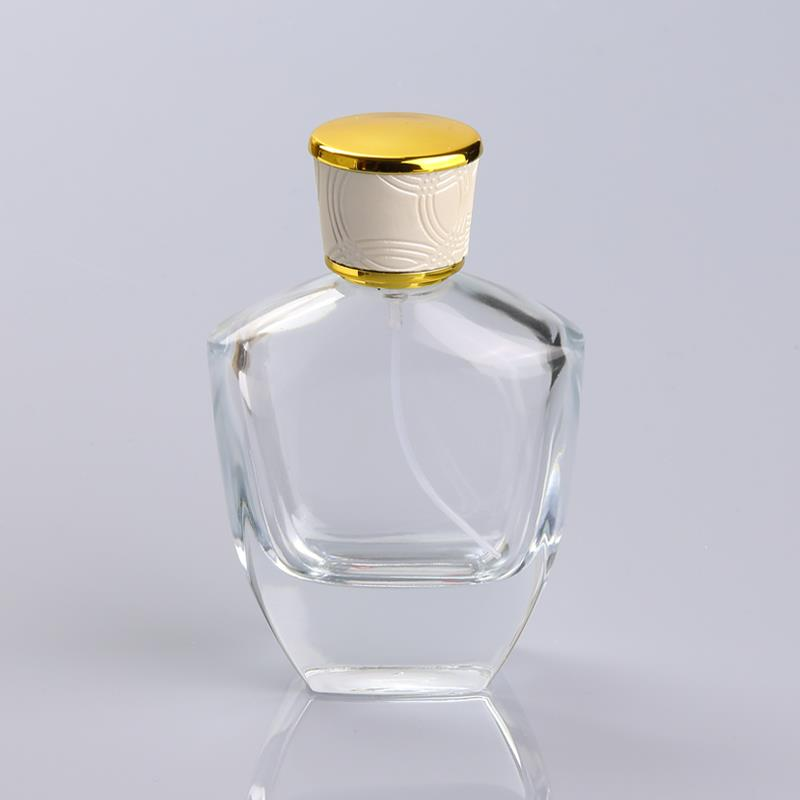 <strong>Trade</strong> Assured Supplier Thick Bottom Custom Empty 100ml Spray Perfume Glass Bottle