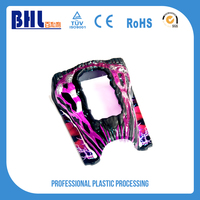 Customed PMMA thermoforming molding PC material plastic sheet
