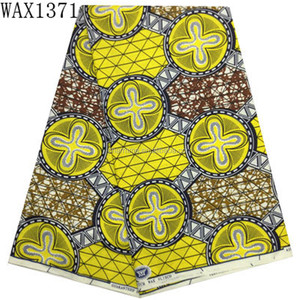 Hot sale Super Wax Hollandais/Wholesale African Wax Printes Fabric new fashion 100%cotton super veritable real wax printed