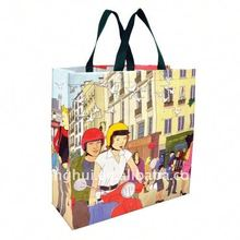 2011 canvas tote bag