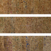 Shanghai Ruiqin MWTJ-4 nature cork shoe fabric wholesell