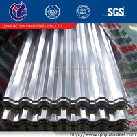 Corrugated Gi Galvanized Steel Sheet Weight And Price