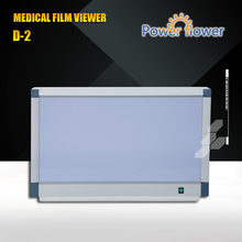 FDA,CE,ISO 13485 approved factory supply Good Quality:D-2 double-union LED light adjustable X-ray film viewer