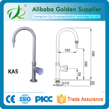 water faucet anti-rust water faucet lab use water faucet with gooseneck