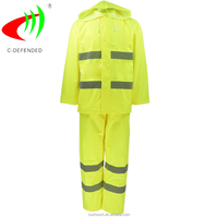 safety suit reflective raincoat police raincoat