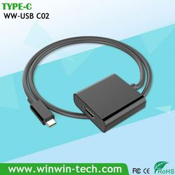 15pin vga rca/Mini-H.D.M.I Type C to H.D.M.I Type A 1.3a Cable