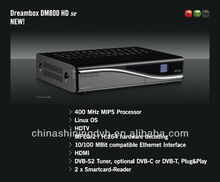 DM800 SE 800se HD PVR plug & play Tuner in stock