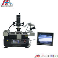 motherboard repair machine ZM-R5860C with camera and monitor low cost repair machine