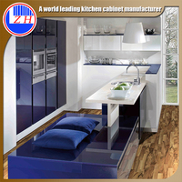 Guangzhou customized kitchen island base cabinet