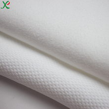 Polyester/polyamide conjugated microfiber interlock fabric cotton shaped corduroy fabric for garment and bathrobe