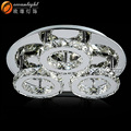 Crystal bobeches make led chandelier modern crystal chandelier OM9012W