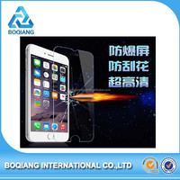 2015 hot new full cover tempered glass for iphone 6 full screen tempered glass