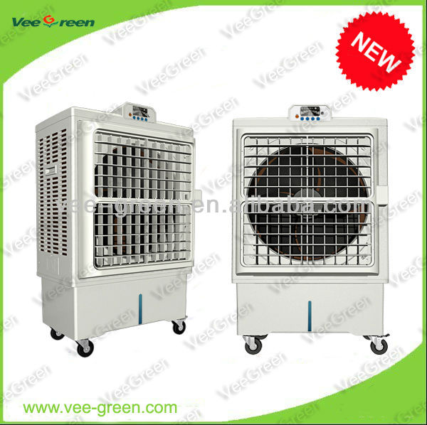 Plastic Evaporative Stand Air Conditioner with Air Diffuser