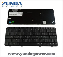 New Brand Laptop Replacement Laptop Keyboard for HP CQ20 2230S BLACK