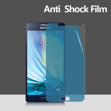High quality made in China anti crack anti fingerprint anti shock screen protector for Samsung Galaxy A3