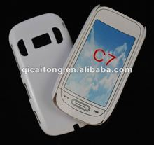 crystal case for NOKIA C7