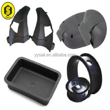OEM small molded rubber parts with silicone