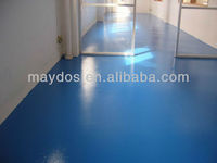 Maydos polyurethane Concrete Floor Coatings For Car Parking lot