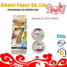 OEM/ODM Japanese cellulose magical compressed mask