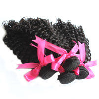 Dropship Available Hair Kinky Curly Extension Raw Peruvian Factory Direct Wholesale Price