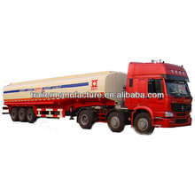 Manufacturer CTAC best-selling Fuel Tanker Truck Semi Trailer for sale