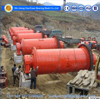 Vibrating ball mill grinding media chemical composition